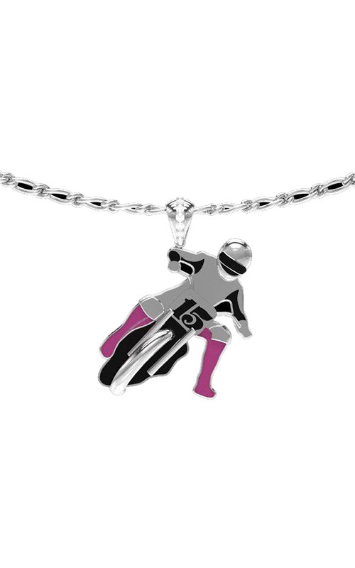 Racer Series Pendant Necklace RSLPP product image