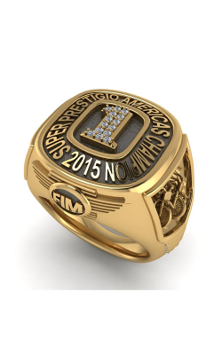 Racer Series Special Event Championship Ring product image