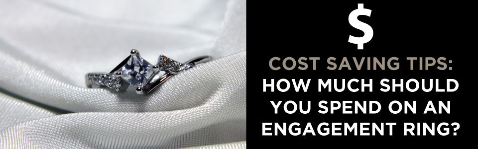 engagement ring cost saving tips