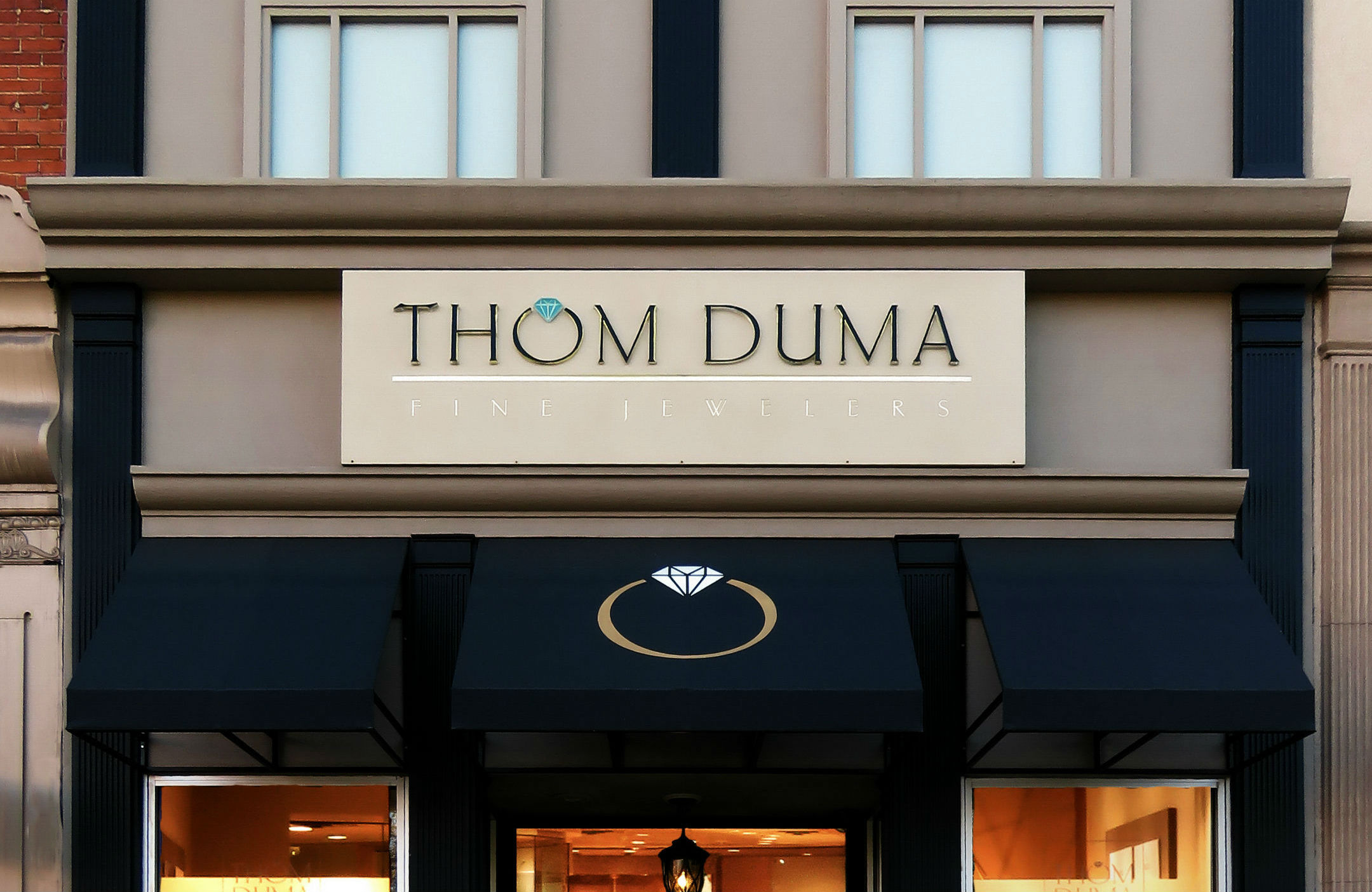 Thom Duma Fine Jewelers Featured in Distinctive Living in the Valley Magazine