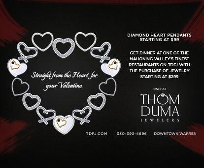 TDFJ Valentine's Day Hearts