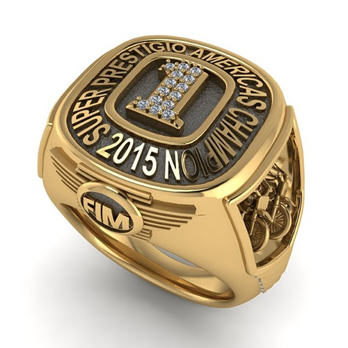 Thom Duma Fine Jewelers is the Official Jeweler to the American Flat Track Series