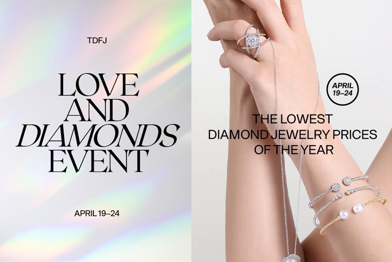 April Brings the Love and Diamonds Event to Thom Duma Fine Jewelers