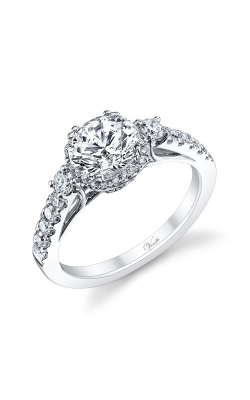 Venetti Designs Engagement ring C455WE product image